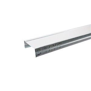 Platinum Plus Galvanized Steel Metal Stud (3.62-in x 120-in x 1.25-in)
