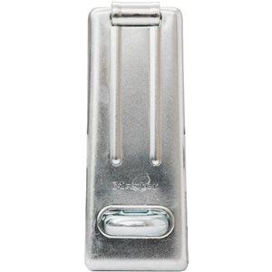 Master Lock 4.5-in Wide Zinc Plated Steel Hasp