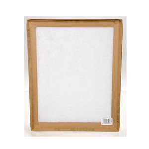3M 16-in x 20-in x 1-in Flat Panel Air Filter (2-pack)