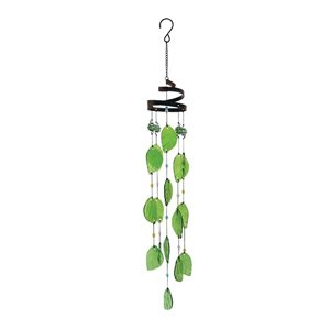 28-in Multi-Color Metal Wind Chime
