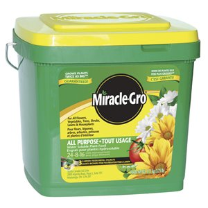 Miracle-Gro 3.75-lb All-Purpose Water-Soluble Plant Food