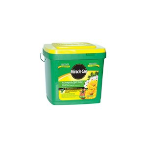 Miracle-Gro Scotts 210218 7.539lbs. Pail Miracle-Gro All Purpose Plant Food
