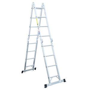 Werner 16-ft Type 1A - 300 lbs. Capacity Aluminum Multi-Position Ladder