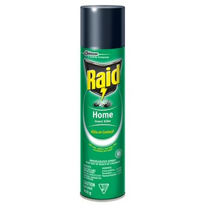 Raid Home 350g Aerosol Insecticide