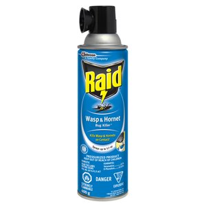 Raid 400g Wasp and Hornet Bug Killer