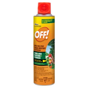 Off! Outdoor Area Bug Spray Insecticide