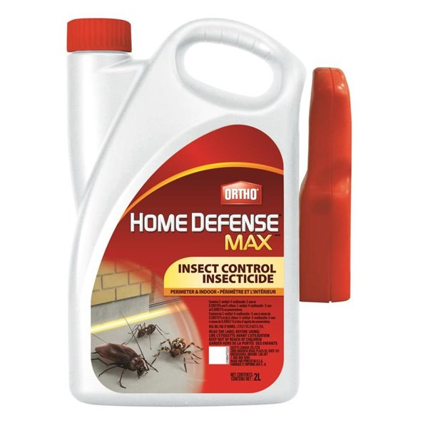 Ortho Ortho Home Defense 67 628 Fl Oz Ready To Use Insect Killer Trigger Spray