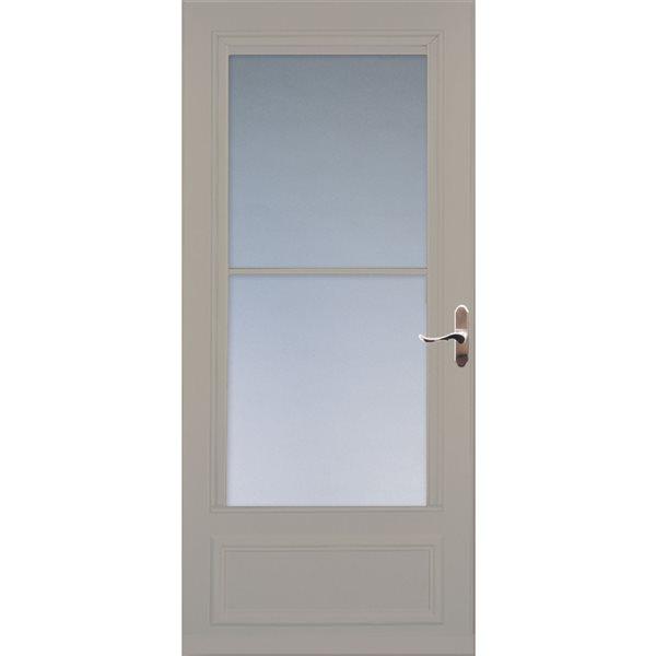 Larson Storm Door Glass Panel Removal - Glass Door Ideas