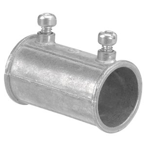 Iberville 1/2-in Set Screw Coupling (5-Pack)