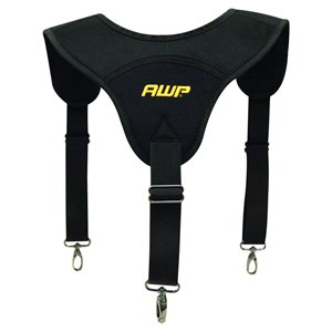 AWP 3-Point Padded Suspenders