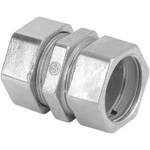 Iberville 1-in Compression Coupling (2-Pack)