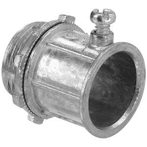 Iberville 1-1/4-in EMT Set Screw Connector