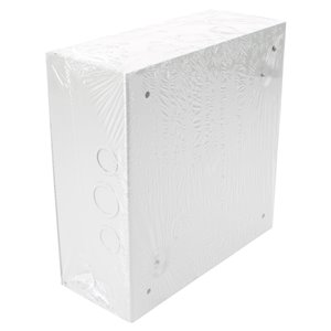 Microlectric 10-in x 10-in x 4-in Type D Enclosure