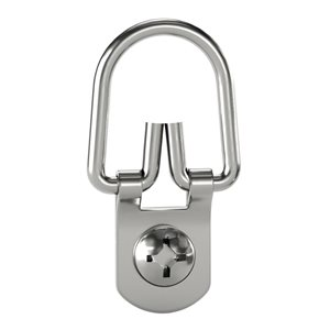 Hillman 4-Pack D-Ring Small Picture Hangers