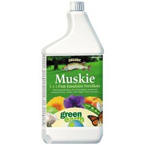 Green Earth Muskie Fish Emulsion Fertilizer