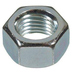 Hillman #10-24 Zinc Plated Standard (SAE) Hex Nuts (18-Pack)
