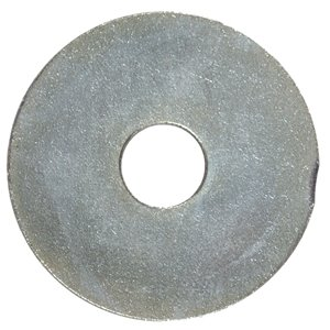 Hillman 35-Count 1/4-in x 1-1/4-in Zinc-Plated Standard (SAE) Fender Washers