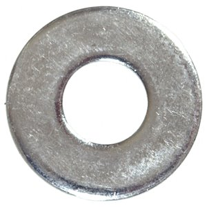Hillman 16-Count 1/4-in x 5/8-in Zinc Plated Standard (SAE) Flat Washers