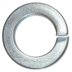 Hillman Zinc-Plated Steel Standard (SAE) Split Lock Washer