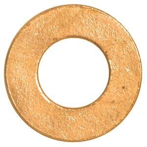 Hillman Brass #10 S Flat Washers (10-Pack)