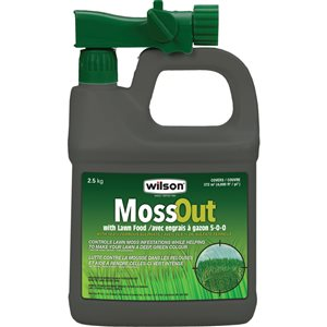 Wilson 88.18 oz Concentrated Liquid Moss and Algae Control