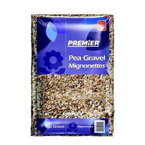 Premier 39.7-lb Brown Pea Gravel