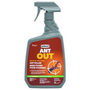 Wilson 33.81-fl oz Ready-to-Use Ant Killer Trigger Spray
