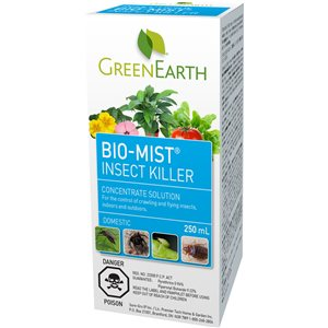 Green Earth Bugx 7.05-fl oz Concentrate Natural Garden Insecticide Tank Sprayer