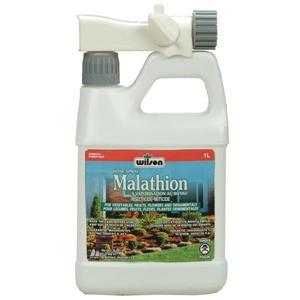 Wilson 33.81 oz Malathion Attach & Spray Liquid Insecticide