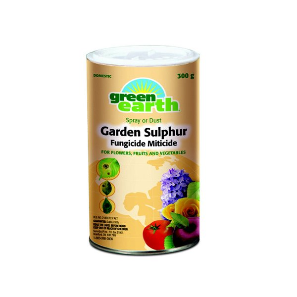 Green Earth 10 58 oz Garden Sulphur Powder