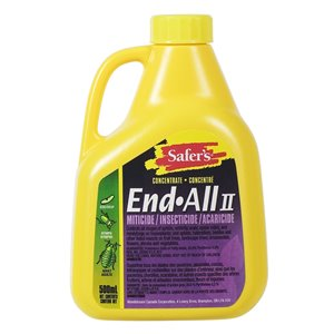 SaferS 16.907-oz  End All Insecticide- Concentrate Liquid Insecticide