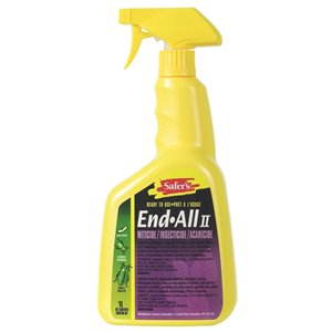 SaferS 33.814-oz End All Insecticide Ready-To-Use Liquid Insecticide