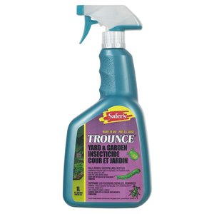 SaferS 33.814-oz Trounce Yard & Garden 1 Litre Ready to Spray Liquid Insecticide