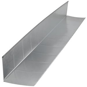 10-in x 8-in x 60-in 30-Gauge Galvanized Steel Trunk Duct