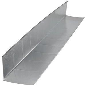 12-in x 8-in x 60-in 30-Gauge Galvanized Steel Trunk Duct