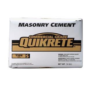 QUIKRETE 30kg Masonry Cement Type S