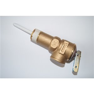 Water Heater Pressure Relief Valve