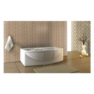 American Olean Lyndhurst 12-in x 12-in Woodland Porcelain Mosaic Floor and Wall Tile
