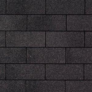 IKO Marathon 25 AR 33.3-sq ft Dual Black 3-tab Roof Shingles