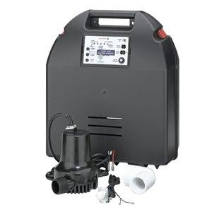 Simer Emergency Battery Backup Submersible Sump Pump System