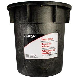 Parts2o Sump Pump Basin