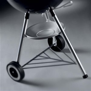 Weber 22-in Charcoal Kettle Grill