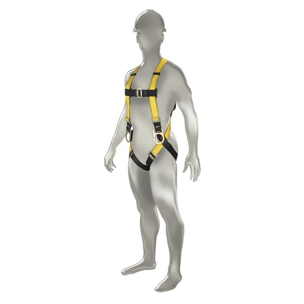 Safety Works Standard Size Fall Protection Harness