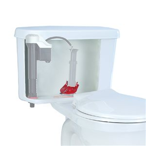 Korky Plus Universal Fit 2-in Rubber Toilet Flapper
