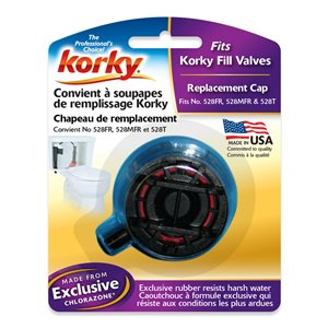 2-in Dia. Korky Universal Replacement Cap