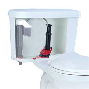 Korky Flush Valve Assembly for Toilets