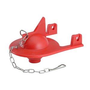 2-in Dia. Korky Rubber Shark Fin Toilet Flapper - For Multiple Kohler Toilets