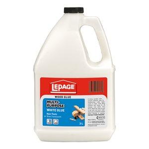 LePage 3 L Multipurpose White Glue