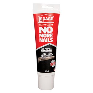 LePage Lepage More Nails All Purpose White