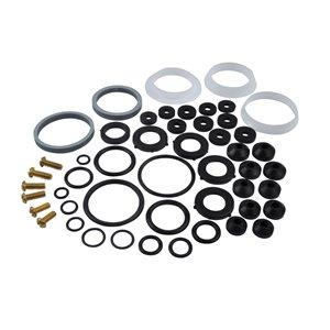 Assorted Rubber Washers, O-Rings, & Screws Repair Kit (44-Pack)